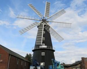 8 sail windmill